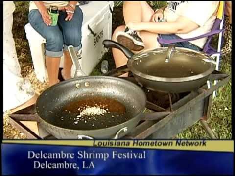 Delcambre Shrimp Festival 2012