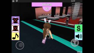 Roblox / I won 3rd place / Fashion Frenzy / Playing games with Princess2