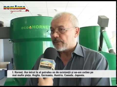Centrale ecologice, economice si inteligente - Romania Agricola 8 septembrie 2012