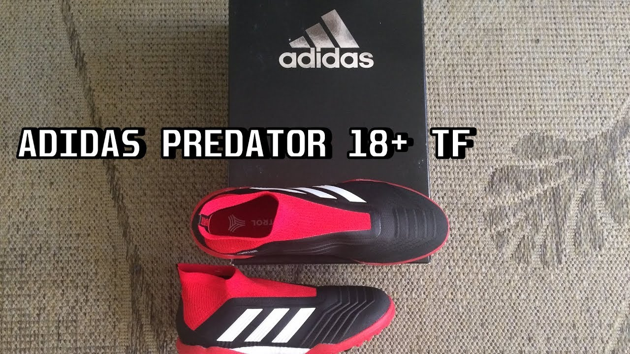 f90d1ead8d1 UNBOXING ADIDAS PREDATOR TANGO 18+ TF TEAM MODE - YouTube