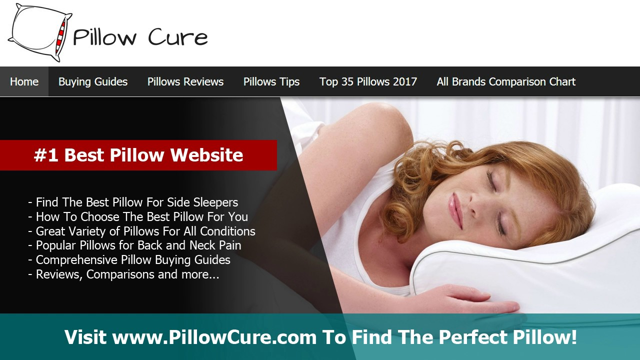 The Perfect Pillow Reviews Pillow Cure  1 Best Pillow Reviews Website  Youtube