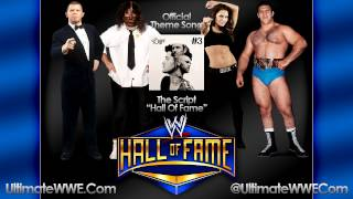 "WWE Hall Of Fame 2013 (Official Theme Song): The Script - ""Hall Of Fame"" + Download Link"
