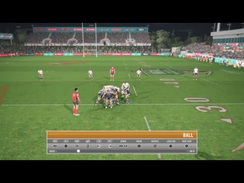 Rugby league live 4 best try