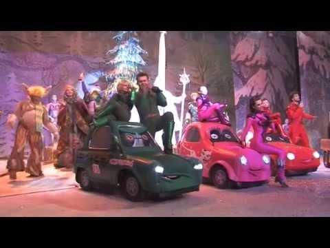 Мюзикл для детей Новогодние Гонки 2