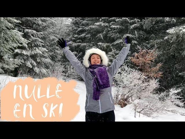 🎿 VLOG SKI : La pire skieuse de la station ! 😂