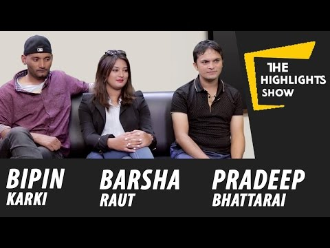 The Highlights Show - Upcoming Movie JATRA's Team at The Highlights Show | Episode 21
