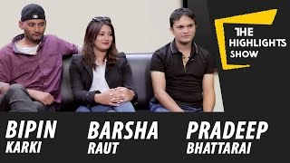 The Highlights Show - The Highlights Show | Movie JATRA's Team at The Highlights Show | Episode 21
