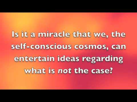 Is life itself a Miracle?