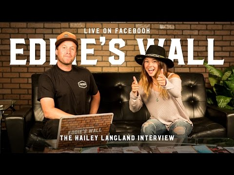 Hailey Langland - Eddie's Wall: Season 2, Episode 8