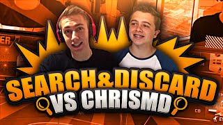 MORE ON THE LINE! | SEARCH AND DESTROY DISCARD FIFA With ChrisMD