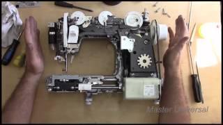 Смазка и ремонт швейной машины brother star- 60.Часть 2.Видео №96.(, 2015-08-15T13:43:34.000Z)