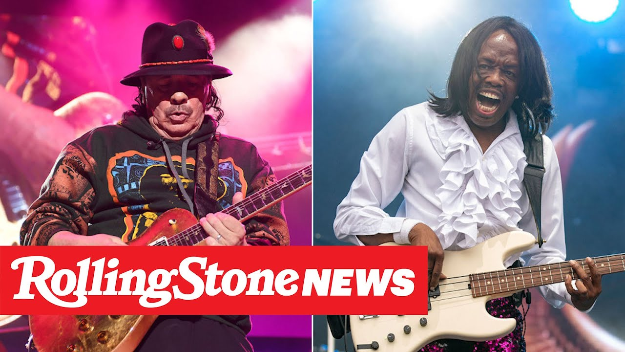 Santana and Earth, Wind and Fire Announce Joint Summer Tour | RS News 2/26/20