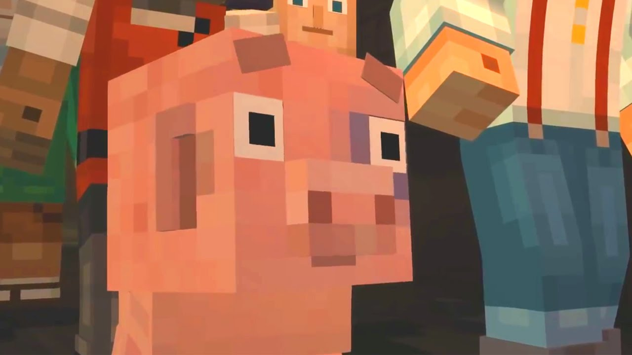 how to get past arrow traps in minecraft story mode