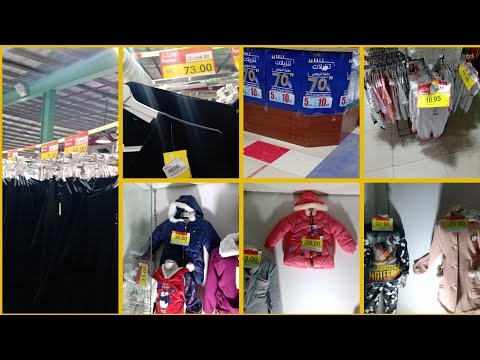 amazing discount on abayas and winter clothes at Ramez market Riyadh