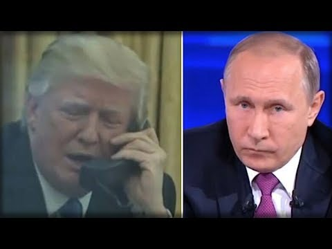 WHEN TRUMP JUST AIRED PUTIN'S DIRTY LITTLE SECRET, THE MEDIA DIDN'T WANT TO EVEN SHOW IT