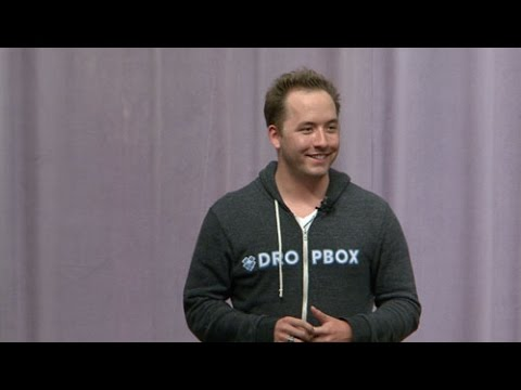 Drew Houston: Finding Your Way as an Entrepreneur [Entire Talk]
