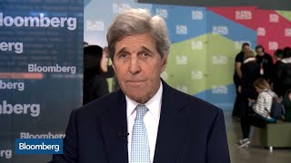 John Kerry on Prospects for Iran Talks, Trump's Approach to China