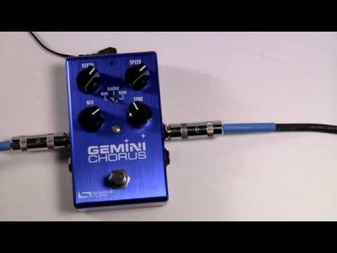 NAMM 2015: The Gemini Chorus for Source Audio - A Sneak Peek