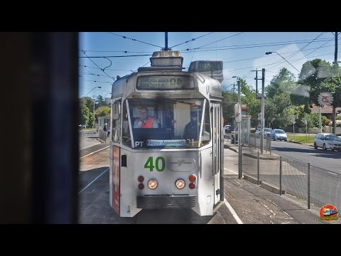 Ruby Jubilee Tour - 40 years of the Z Class - Yarra Trams (Part 4)