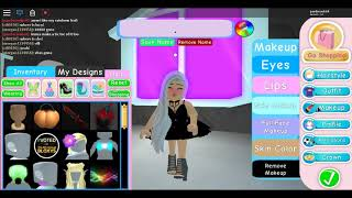 transforming into aphmau characters in roblox royale high