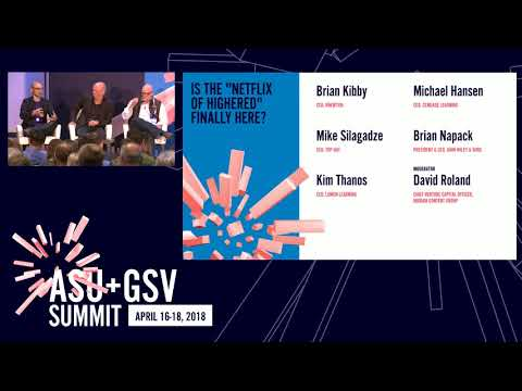 """ASU GSV Summit: Is The """"Netflix of HigherEd"""" Finally Here?"""