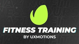 Fitness Video Mini Kit | After Effects template
