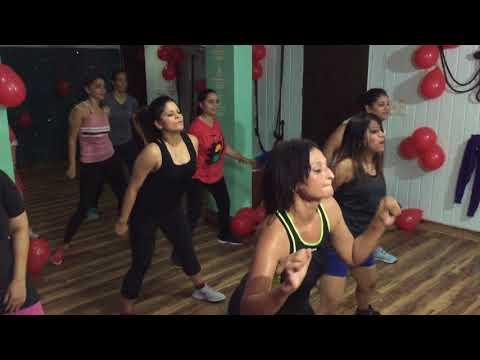 Lamborghini The doorbeen feat ragini zumba choreography