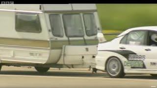 Fastest Caravan Challenge (Part 2) | Top Gear