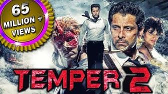 Temper 2 (Kanthaswamy) 2019 New Hindi Dubbed Movie   Vikram, Shriya Saran, Ashish Vidyarthi