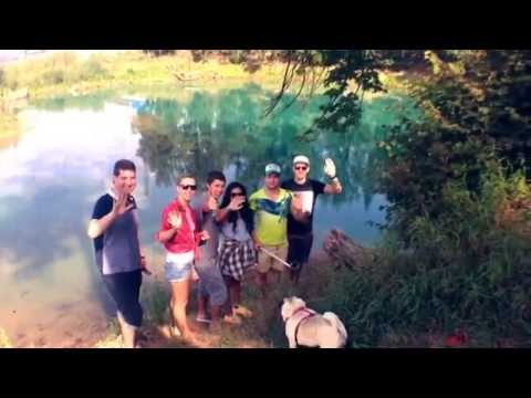 Amazing trip to The Red Spring, Bashkortostan, Russia