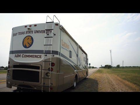 Road Trip. Lions' Style - Texas A&M University-Commerce