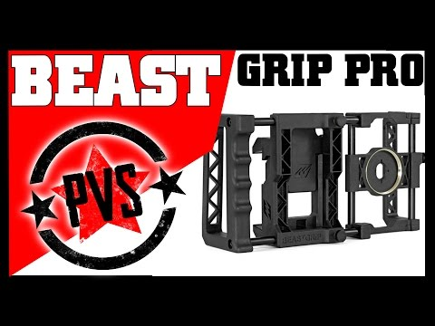 The Best Smartphone Rig!  THE BEASTGRIP PRO!
