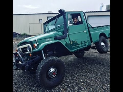 Fantastic FJ45 Land Cruiser! Episode 22 – Proffitt's Resurrection