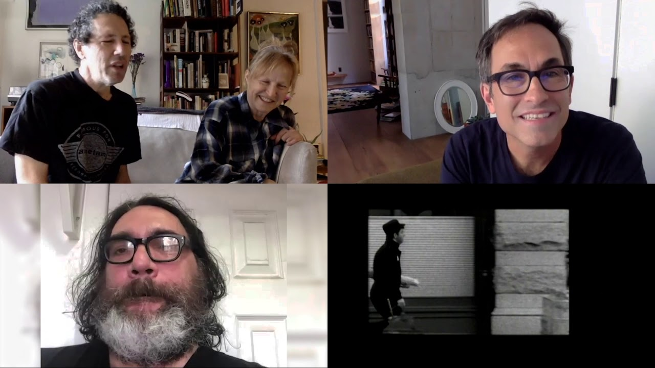 "Yo La Tengo discusses ""Tom Courtenay"" with director Phil Morrison & Special Guest"