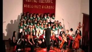América & Tonight -West Side Story- Coro El Pinillo (Torremolinos) 7/11