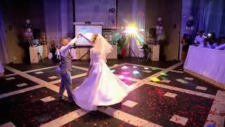 Свадебный танец. Алсу и Enrique Iglesias  – You Are My Number One(медляк)