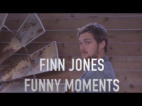 Finn Jones   funny moments