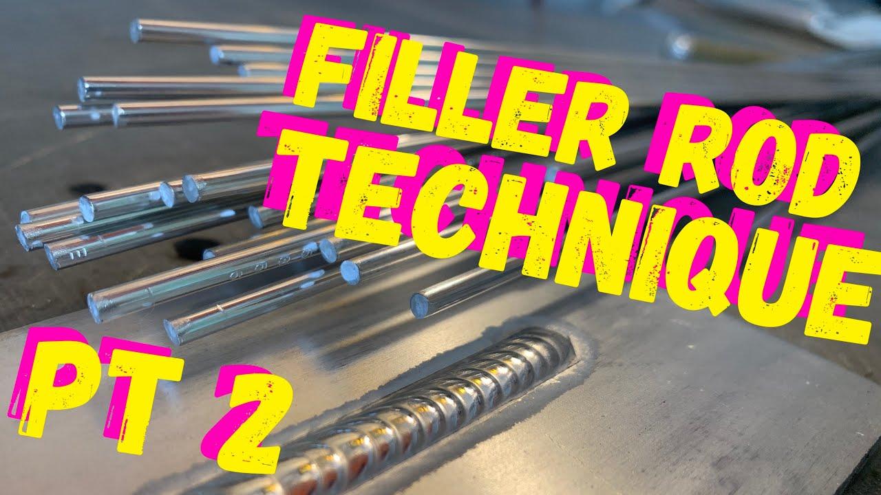 Download HOW TO TIG WELD! TIG WELDING RODS PT2! FILLER RODS!