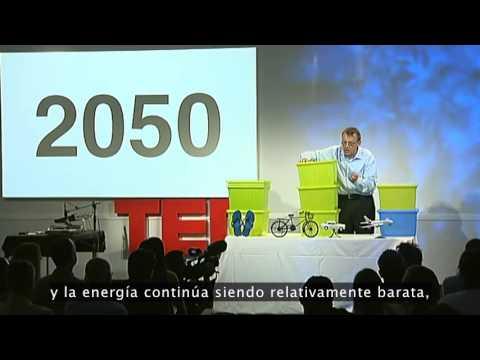 Hans Rosling & el Crecimiento de la Población Mundial