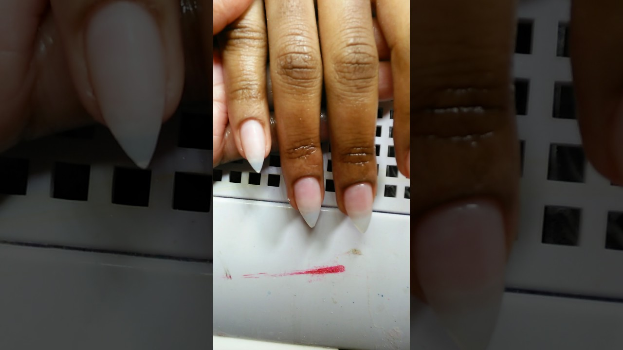Liquid Gel Full set - YouTube