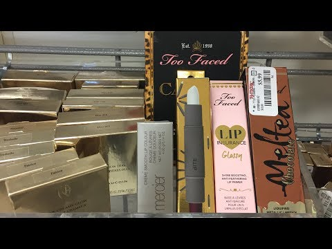 You WON'T Believe What I found at Marshalls TjMaxx MAKEUP DEALS !!!