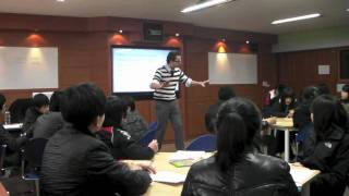 Another Korean Middle School Lesson