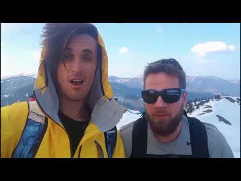 """Extreme Sports with Fish in Germany on """"Breakfast with Bronsen"""" Season 2 in Europe!"""