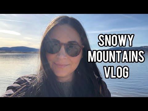 VLOG| Snowy Mountains