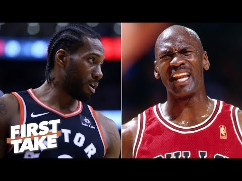 Kawhi is more like Scottie Pippen, not Michael Jordan - Max Kellerman | First Take