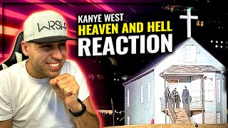 Donda is FINALLY here! Kanye West | Heaven & Hell | Christian REACTION