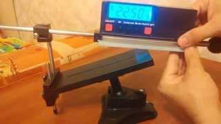 Цифровой китайский уклономер (угломер) с Али Экспресс. Обзор прибора