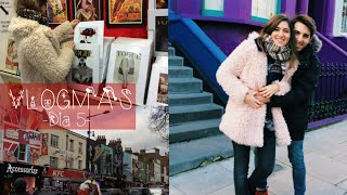 Notting Hill y Camden Town | Vlogmas 5 Thumbnail