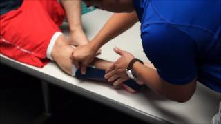 Benefits of using MuscleAidTape Elastic Kinesiology Tape