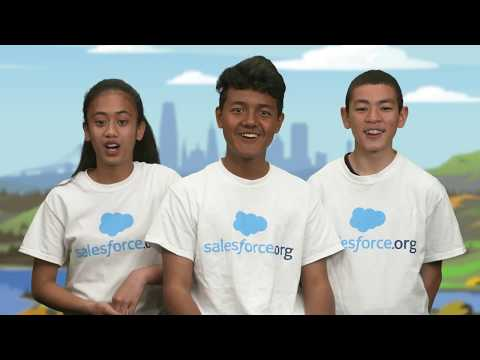 Francisco Middle School Team Horizon at the Future Trailblazer Challenge